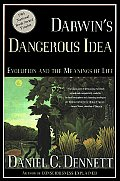 Darwin's Dangerous Idea: Evolution and the Meanings of Life Cover