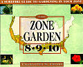 A Surefire Guide to Gardening in Zones 8,9,10 Cover