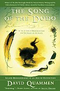 The Song of the Dodo: Island Biogeography in an Age of Extinctions Cover