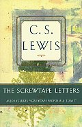 "The Screwtape letters :also includes ""Screwtape proposes a toast"""