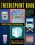 The Needlepoint Book: A Complete Update of the Classic Guide Cover
