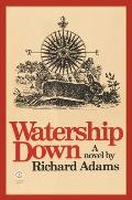 Watership Down (Scribner Classics) Cover