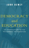 Democracy and Education (16 Edition) Cover
