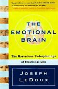 The Emotional Brain: The Mysterious Underpinnings of Emotional Life Cover