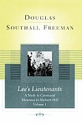 Lees Lieutenants Volume 1 a Study in Comman Cover
