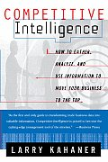 Competitive Intelligence How to Gather Analyze & Use Information to Move Your Business to the Top