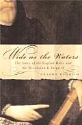 Wide as the Waters: The Story of the English Bible and the Revolution It Inspired Cover