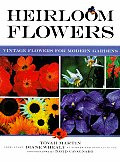 Heirloom Flowers: Vintage Flowers for Modern Gardens Cover