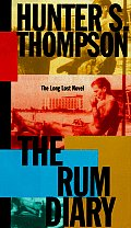 The Rum Diary: The Long Lost Novel Cover