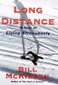 Long Distance: A Year of Living Strenuously Cover