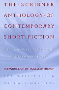 The Scribner Anthology of Contemporary Short Fiction: Fifty North American American Stories Since 1970 Cover