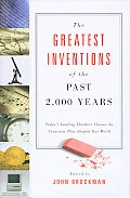 Greatest Inventions Of The Past 2000 Yea