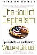 The Soul of Capitalism: Opening Paths to a Moral Economy Cover