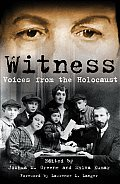 Witness: Voices from the Holocaust Cover