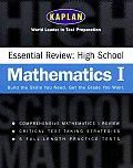 Kaplan High School Review Mathematics 1