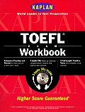 Kaplan Toefl Workbook With 3 Audio Cds