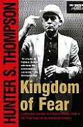 Kingdom of Fear: Loathsome Secrets of a Star-Crossed Child in the Final Days of the American Century Cover