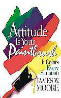 Attitude Is Your Paintbrush with Leaders Guide
