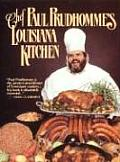 Chef Prudhomme's Louisiana Kitchen Cover