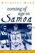 Coming of Age in Samoa (Perennial Classics) Cover