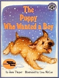 Puppy Who Wanted a Boy Cover