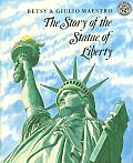 The Story of the Statue of Liberty Cover