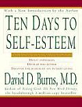 Ten Days To Self-esteem (93 Edition) Cover