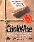 Cookwise : the Hows and Whys of Successful Cooking (97 Edition) Cover