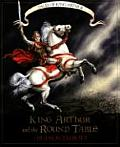 Tales of King Arthur: King Arthur and the Round Table (Books of Wonder)