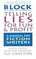 Telling Lies for Fun and Profit: A Manual for Fiction Writers