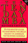 Ten Day Mba A Step By Step Guide To Mast Revis
