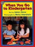 When You Go to Kindergarten