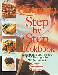 The Good Housekeeping Step-By-Step Cookbook