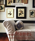Country Living Handmade Frames: Decorative Accents for the Home (Country Living)