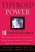 Thyroid Power Ten Steps To Total Healt