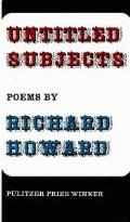 Untitled Subjects Poems
