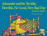 Alexander and the Terrible, Horrible, No Good, Very Bad Day Cover