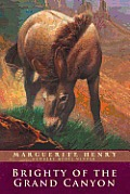 Brighty: Of the Grand Canyon (Marguerite Henry Horseshoe Library #5) Cover