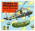 Pickles to Pittsburgh the Sequel to Cloudy with a Chance of Meatballs A Sequel to I Cloudy with a Chance of Meatballs