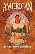American Diaries 01 Sarah Anne Hartford