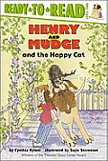 Henry &amp; Mudge Books #08: Henry and Mudge and the Happy Cat Cover