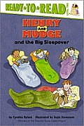 Henry & Mudge & The Big Sleep Over The B