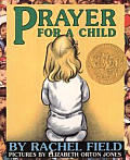 Prayer for a Child Board Book Cover