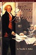 Thomas Jefferson Man On A Mountain