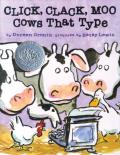 Click, Clack, Moo Cows That Type Cover