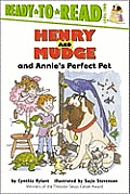Henry & Mudge & Annies Perfect Pet