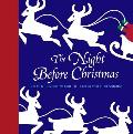 The Night Before Christmas: A Pop-Up Cover