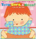 Toes, Ears, & Nose!: A Lift-The-Flap Book Cover