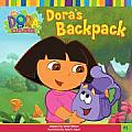 Doras Backpack Dora The Explorer 01