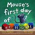 Mouses First Day Of School
